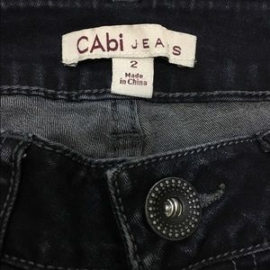 CAbi Jeans - CABi Dark Wash 5 Pocket Jean